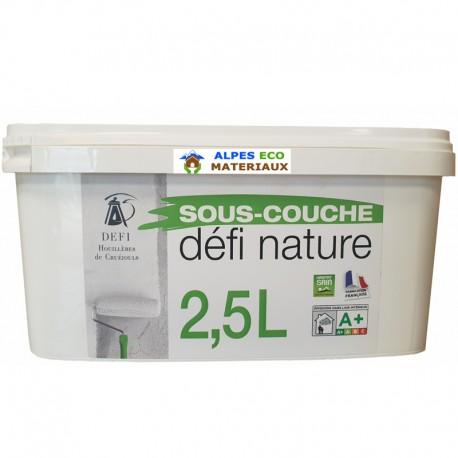 Sous-couche végétale blanche 2,5L
