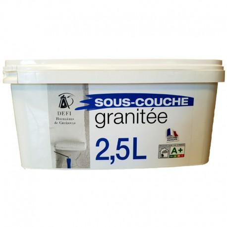 Sous-couche d'accrochage granitée 2,5L