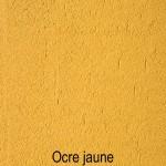 Peinture badigeons à l'argile - Argil paint Sienne calcinée