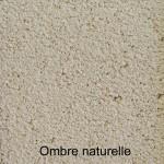 Peinture badigeons à l'argile - Argil paint Sienne naturelle