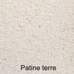 Peinture badigeons à l'argile - Argil paint Ombre calcinée