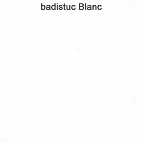 Enduit Stuc naturel blanc Badistuc.