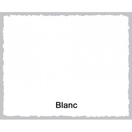 Peinture naturelle ou badigeon à l'argile Blanc .