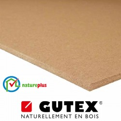Fibre de bois Rigide Gutex standard Nature.