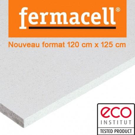 Plaque de fermacell nouveau format 120 cm x 125 cm.