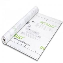 Frein vapeur hygrovariable Proclima Intello Plus.