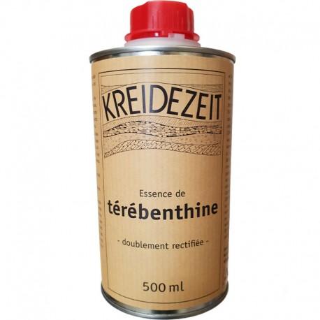 Essence de térébenthine Kreidezeit.