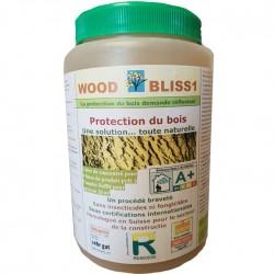 1L Wood Bliss traitement curatif et préventif pour le bois.