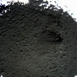 Pigment noir de vigne.