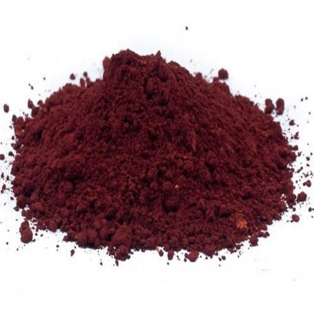 Pigment rouge de madras.