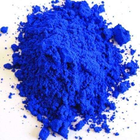 Pigment bleu France.