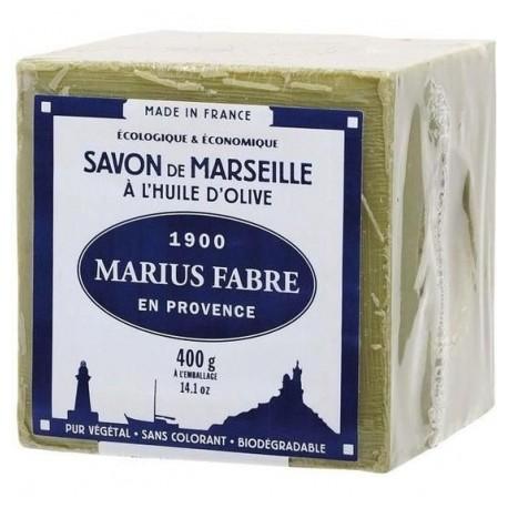 Savon de Marseille traditionnel 400 gr.