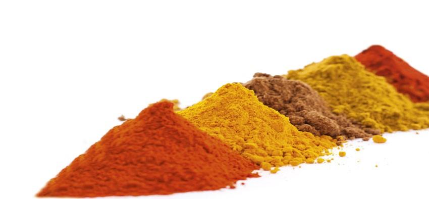 Pigmentation minéral naturelle