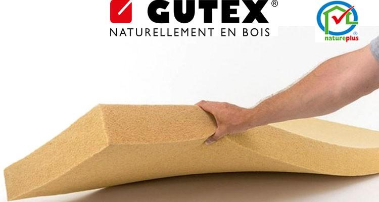 Isolation laine de bois gutex thermoflex